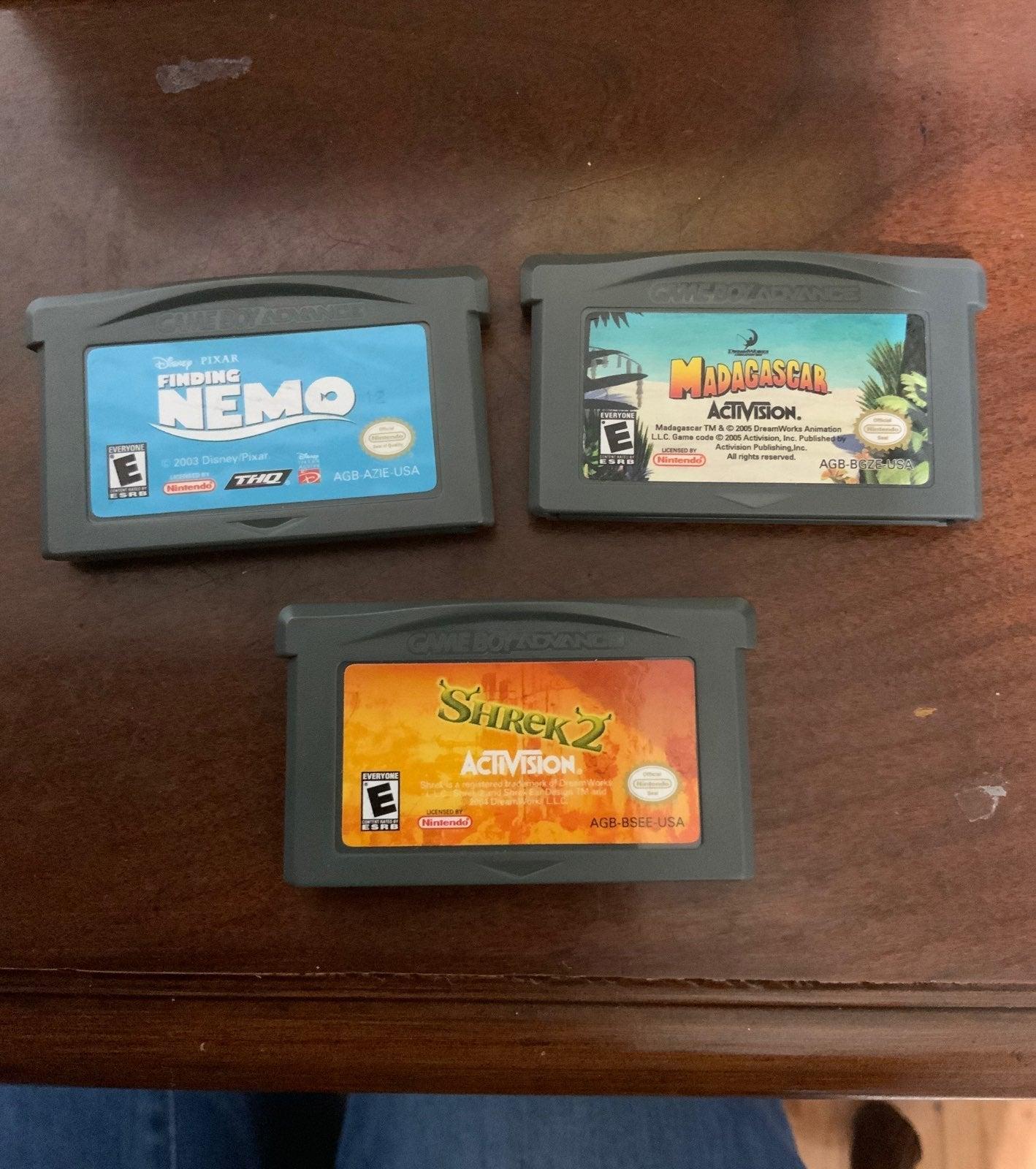 GameBoy Advance Bundle