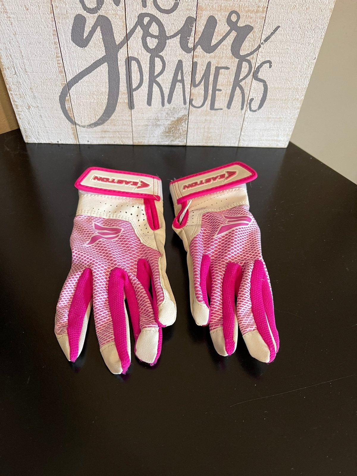 Easton Girls Youth Small Batting Gloves