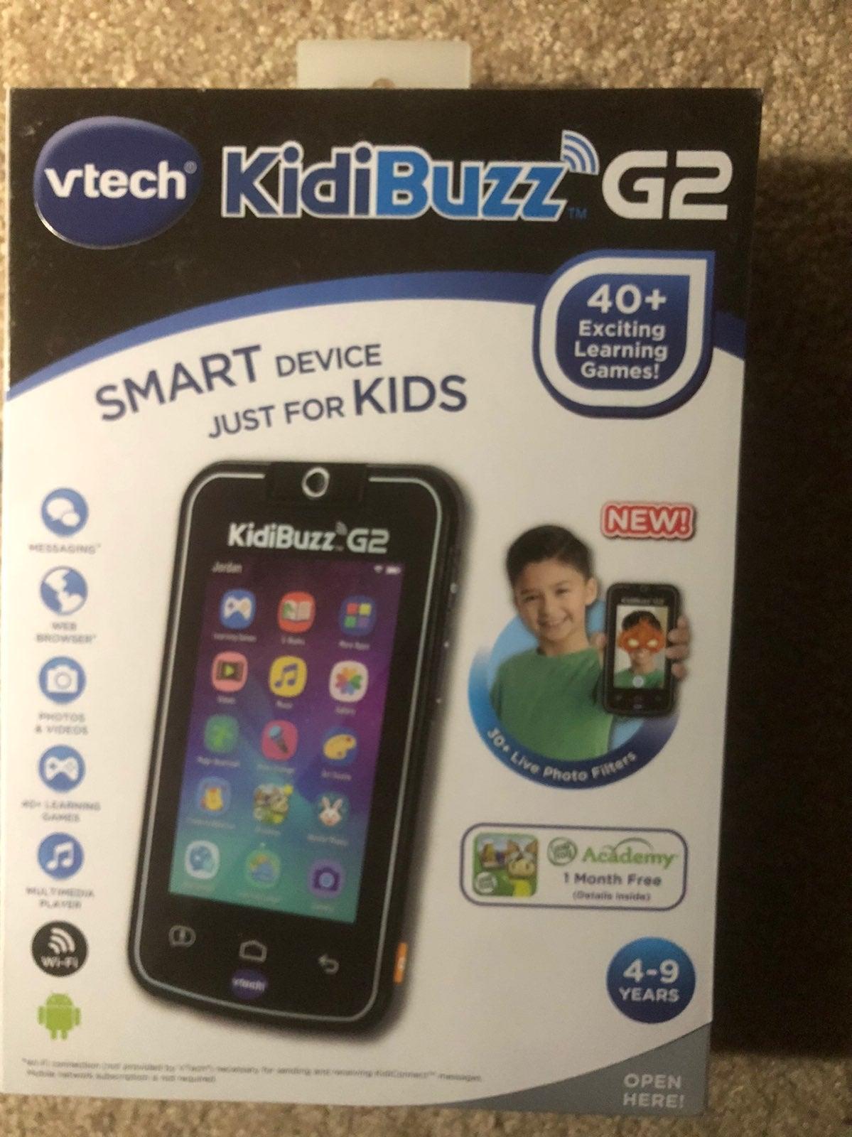 Vtech Kidibuzz G2 Smart Device