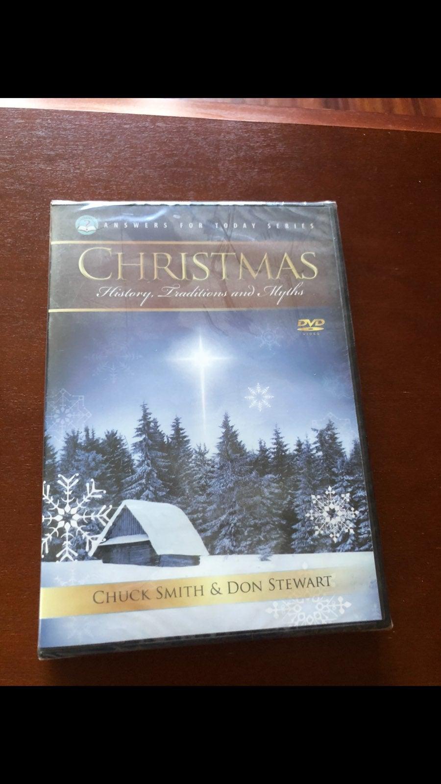 dvd movies, Christmas HISTORY  TRADITION