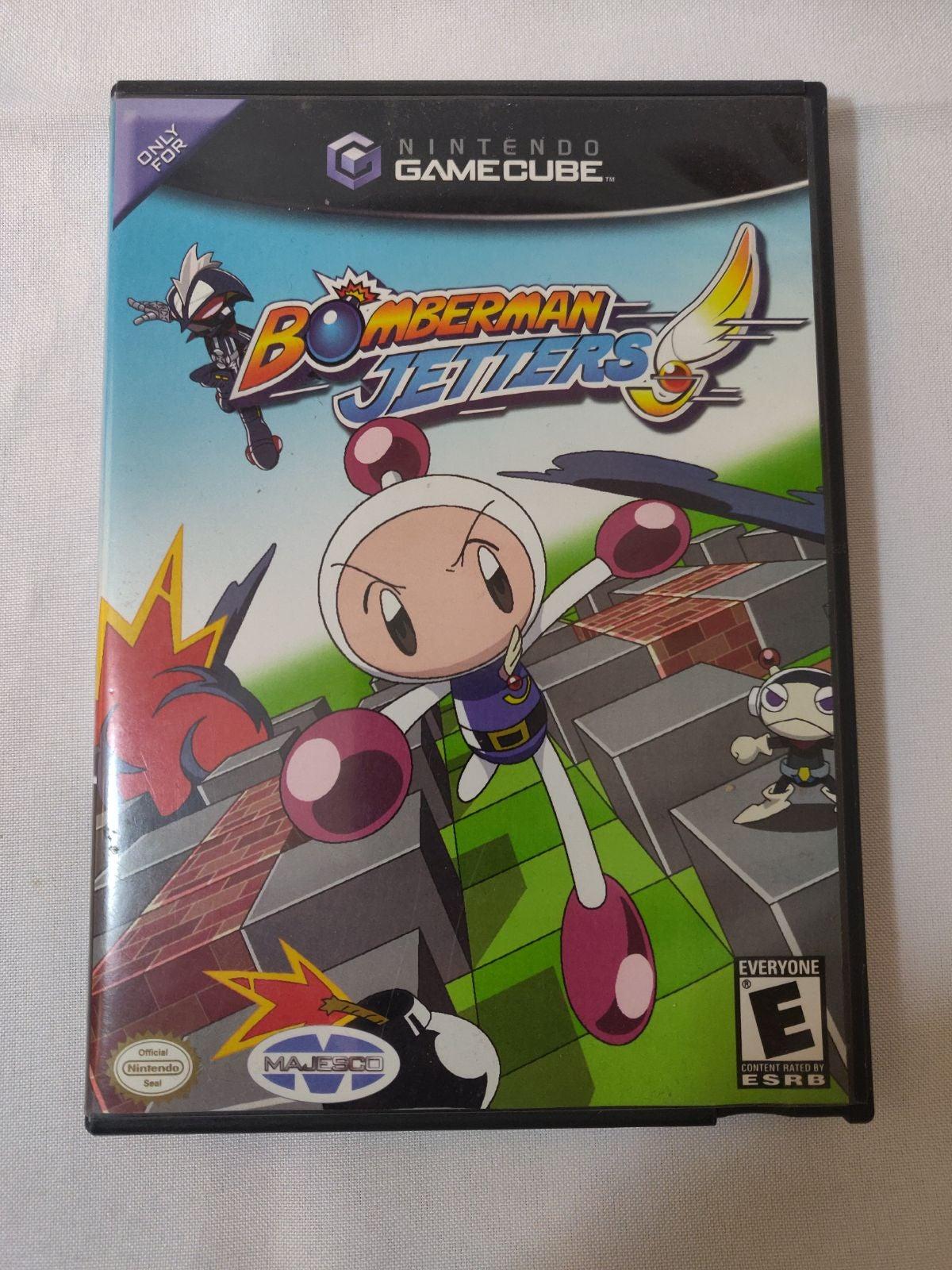 Bomberman Jetters Nintendo Gamecube
