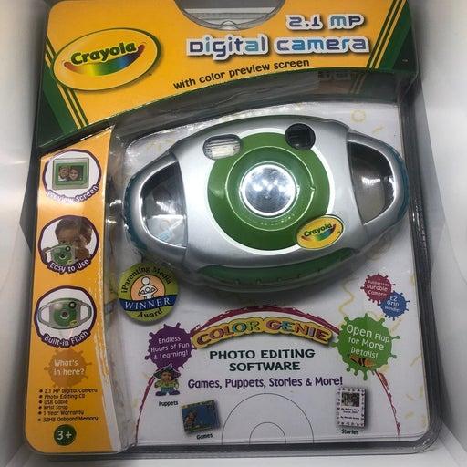 Crayola digital camera