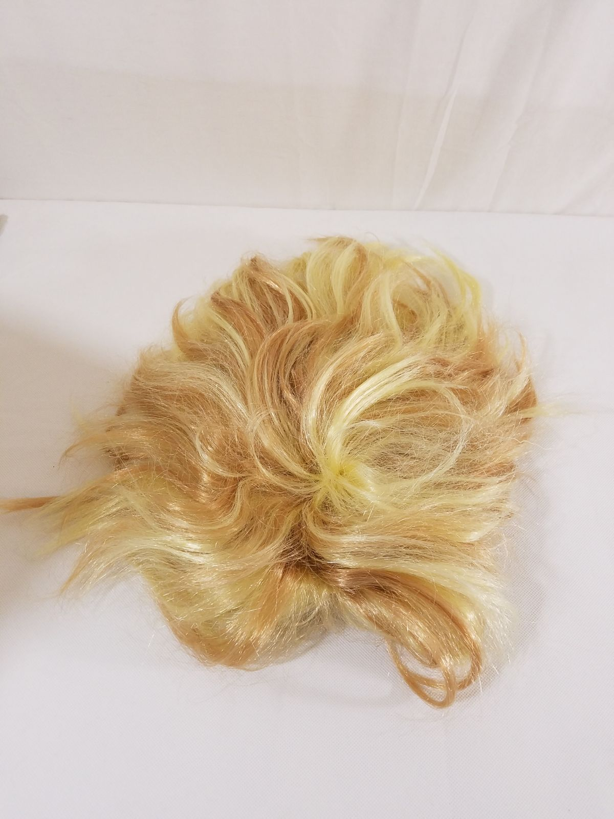 Blonde Halloween Wig