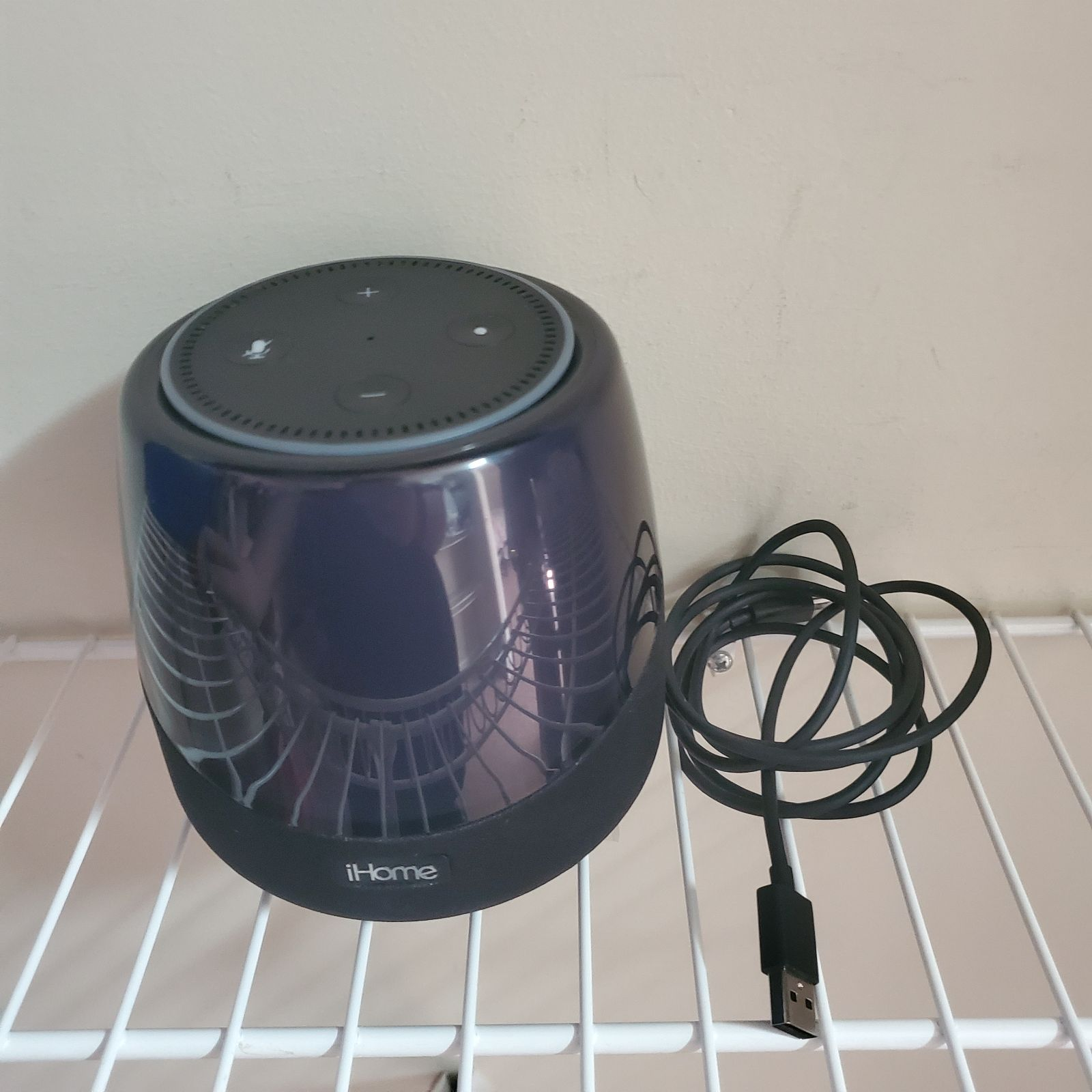IHome Bluetooth Speaker with Amazon Ech