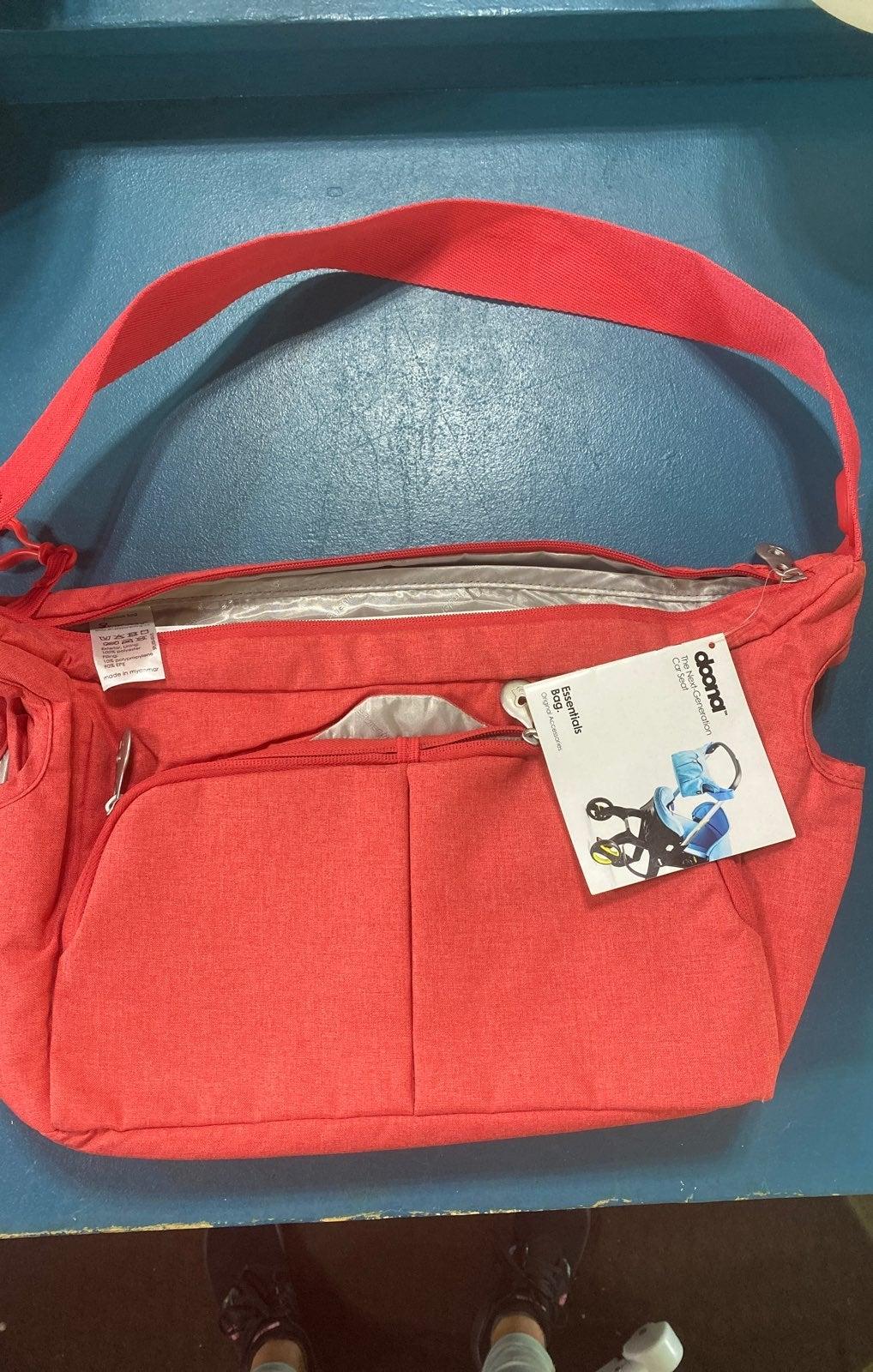 Love/Red Doona Essentials Bag New