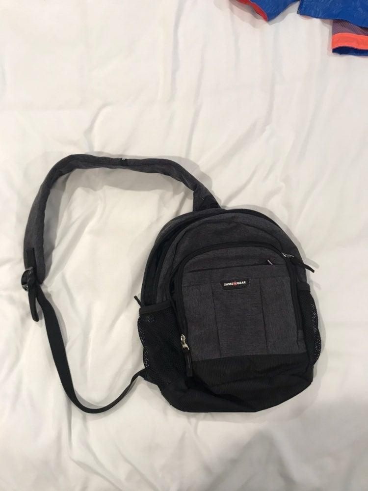 Swiss gear travel backpack