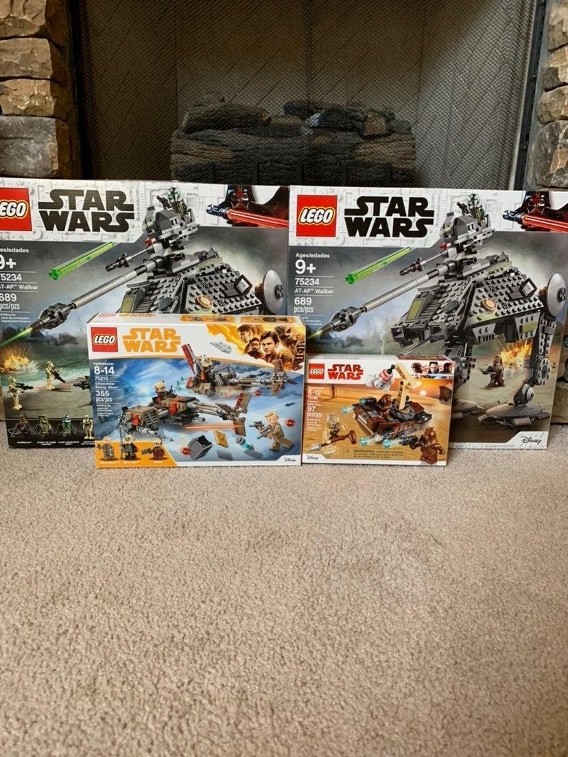 Lego® Star Wars Minifiguren Zubehör 1x Helm Clone Trooper 75016 und 75015 Neu