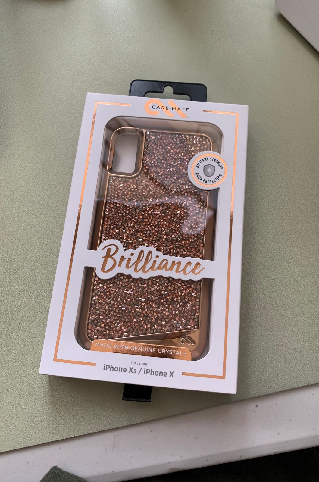 Casemate Brilliance iPhone X/XS NIB
