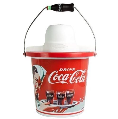 COCA COLA Ice Cream Maker