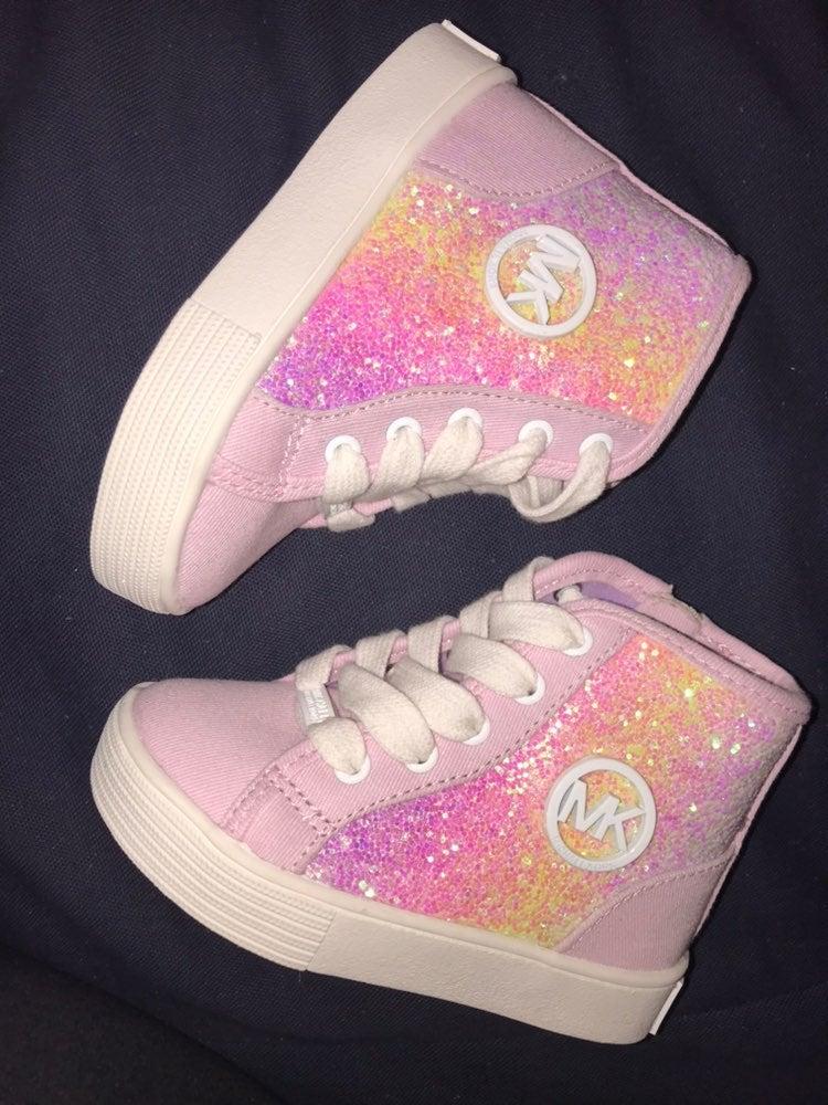 Michael kors baby sneakers