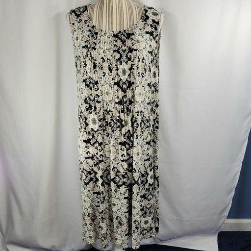 Croft & Barrow Sleeveless Dress Size 1X