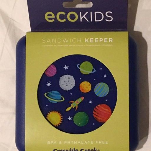 Crocodile Creek Eco Kids Sandwich Keeper