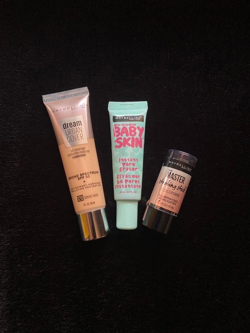 Maybelline Makeup Bundle