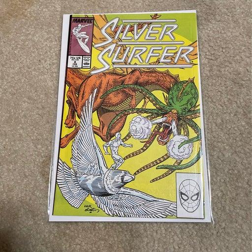 Silver Surfer #8 (1988)