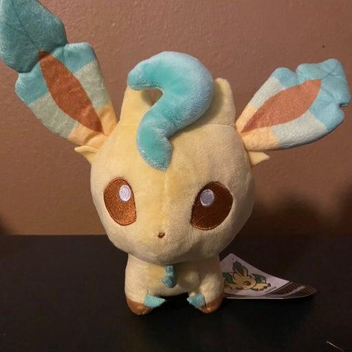 Pokemon Center Poke Doll Plush Leafeon