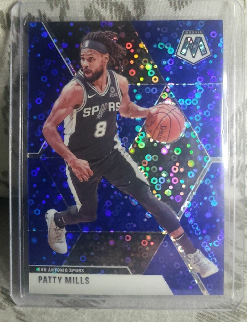 Patty Mills MosaicBlueDiscoPrizm 41/85