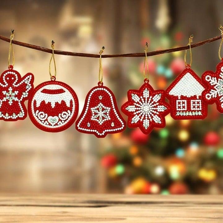 Christmas Diamond Painting Ornament