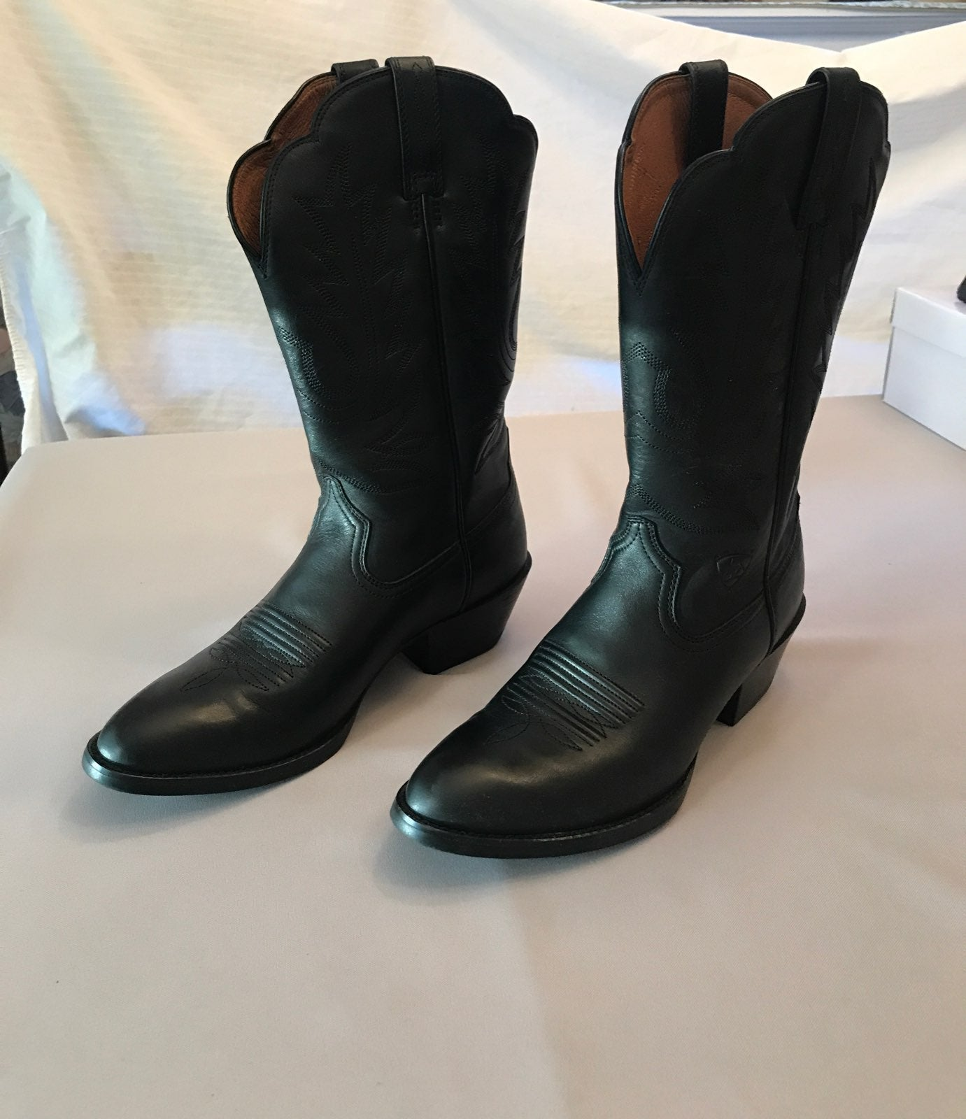 Womens Ariat Heritage Cowboy Boot