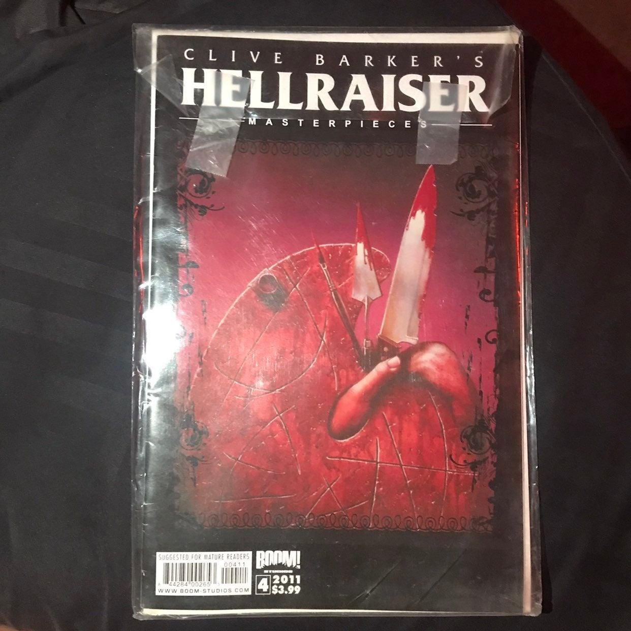 Hellraiser comic
