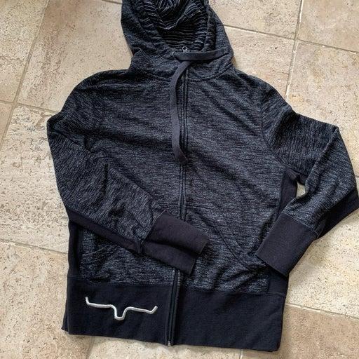 Kimes Ranch Black Hoodie Sweatshirt wome
