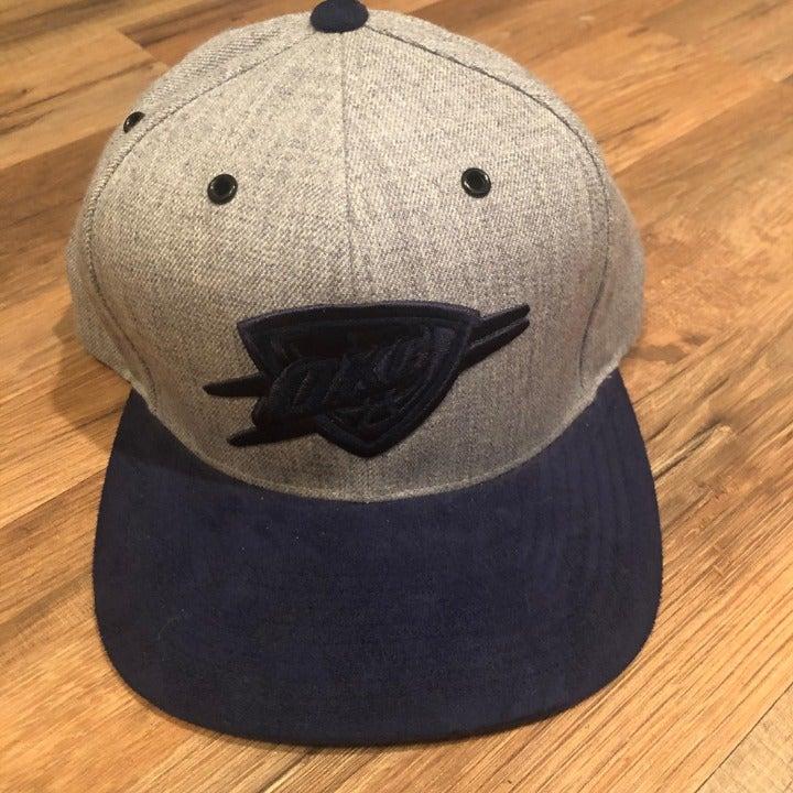 Oklahoma City Thunder Flat Bill Hat