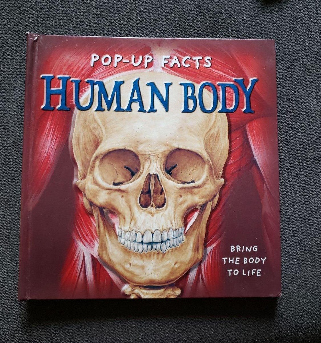 Kids Science, HUMAN BODY, BOOK