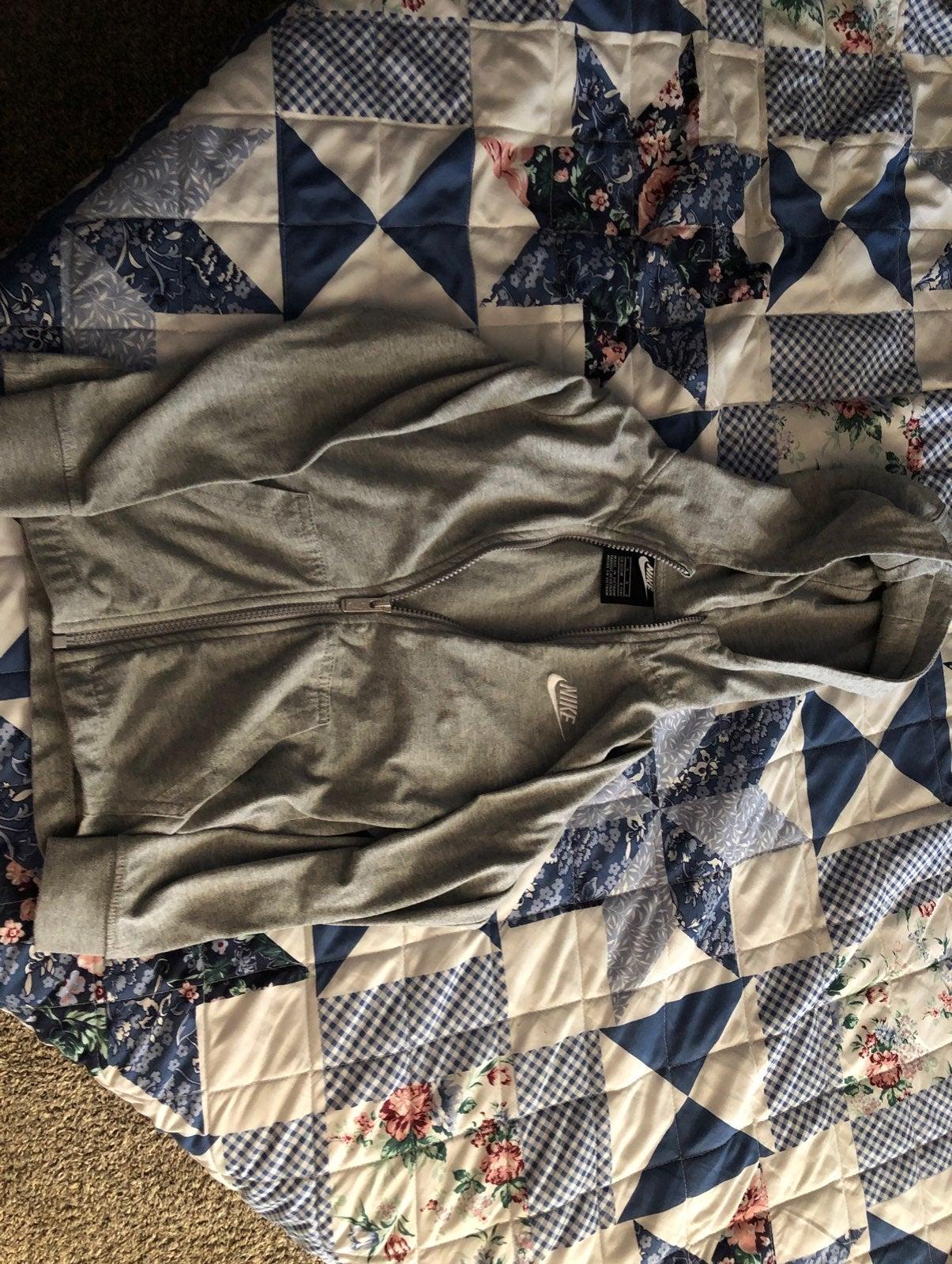 Girls Nike Zip Up Jacket/Hoodie