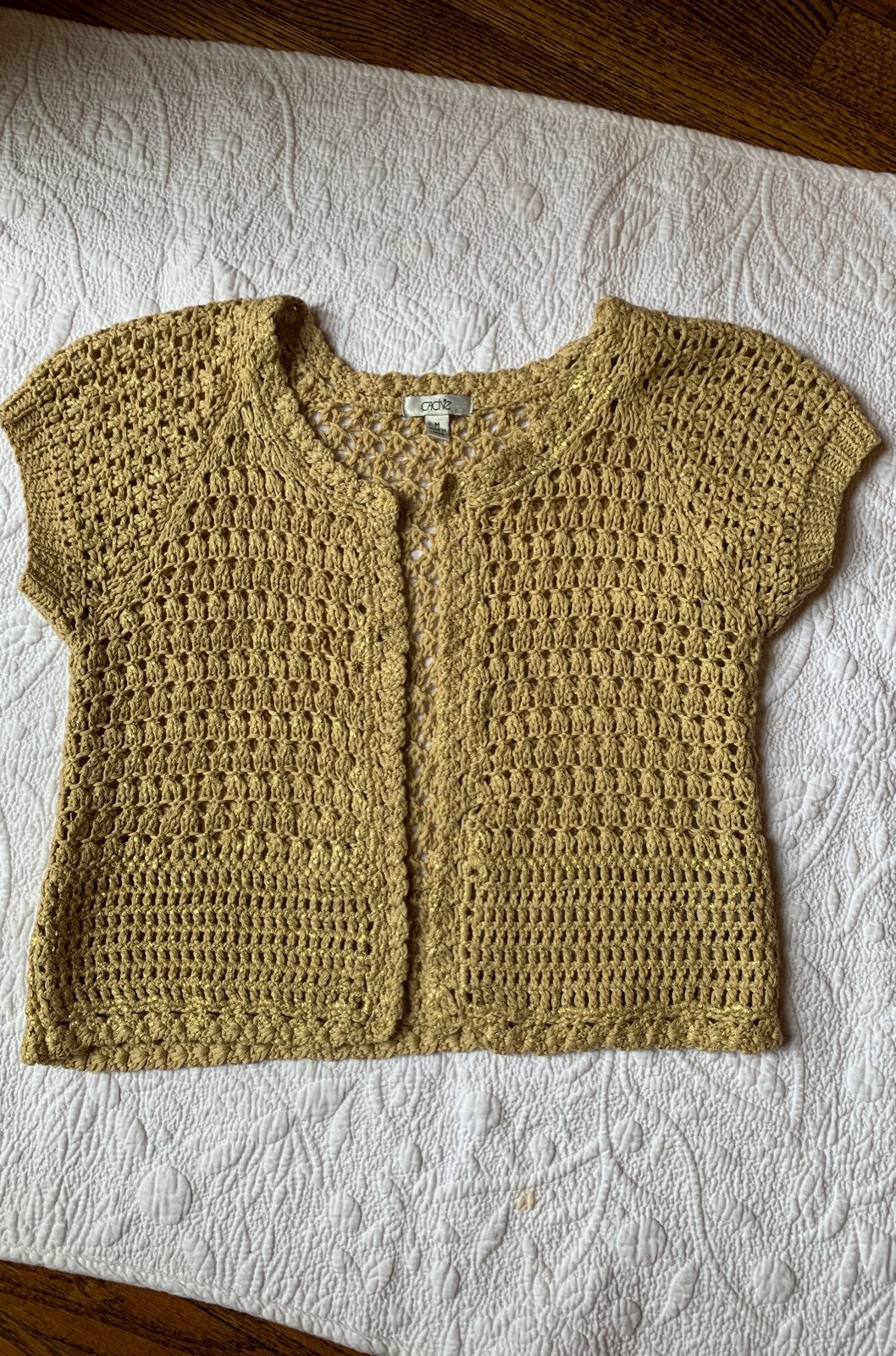 Caché Shrug Sweater