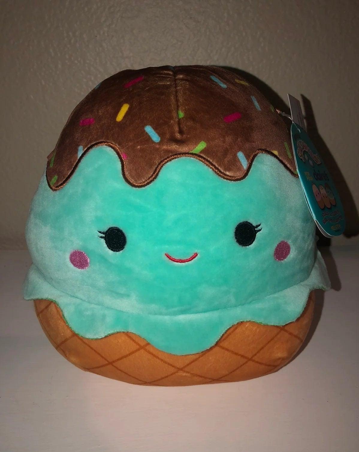 """Maya Ice Cream Squishmallow 8"""""""
