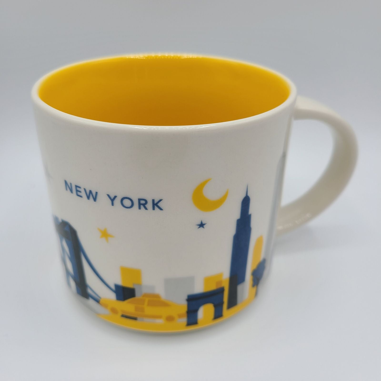 Starbucks You Are Here New York Mug
