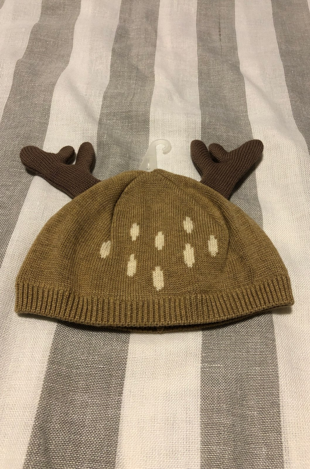 NWT Gymboree deer hat, Newborn - 6 month