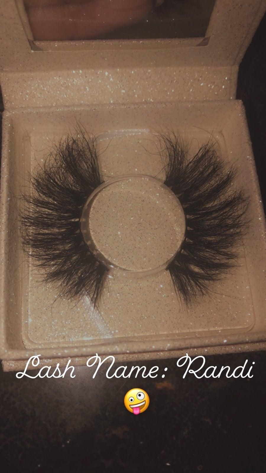 25mm Mink Eyelashes Mink Lashes