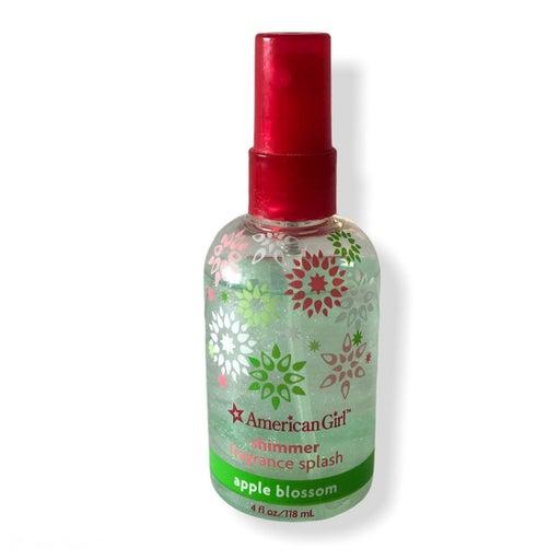 American Girl Shimmer Fragrance Splash Apple Blossom Bath & Body Works 4 fl oz