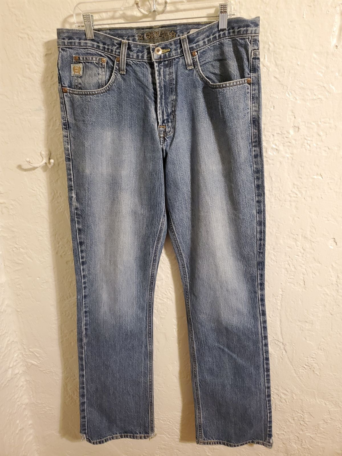 Cinch Jeans 34x36