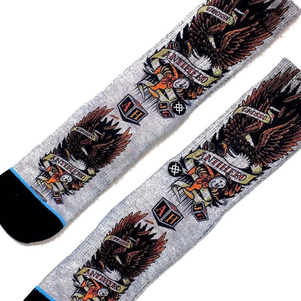 Stance x AntiHero Skate Socks