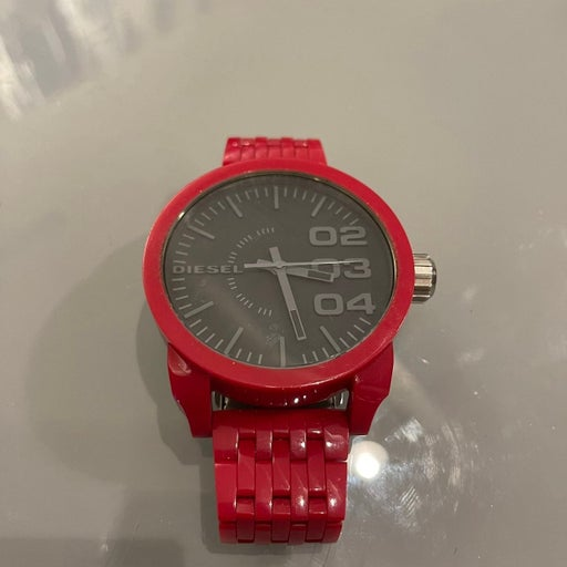 Diesel Red Watch