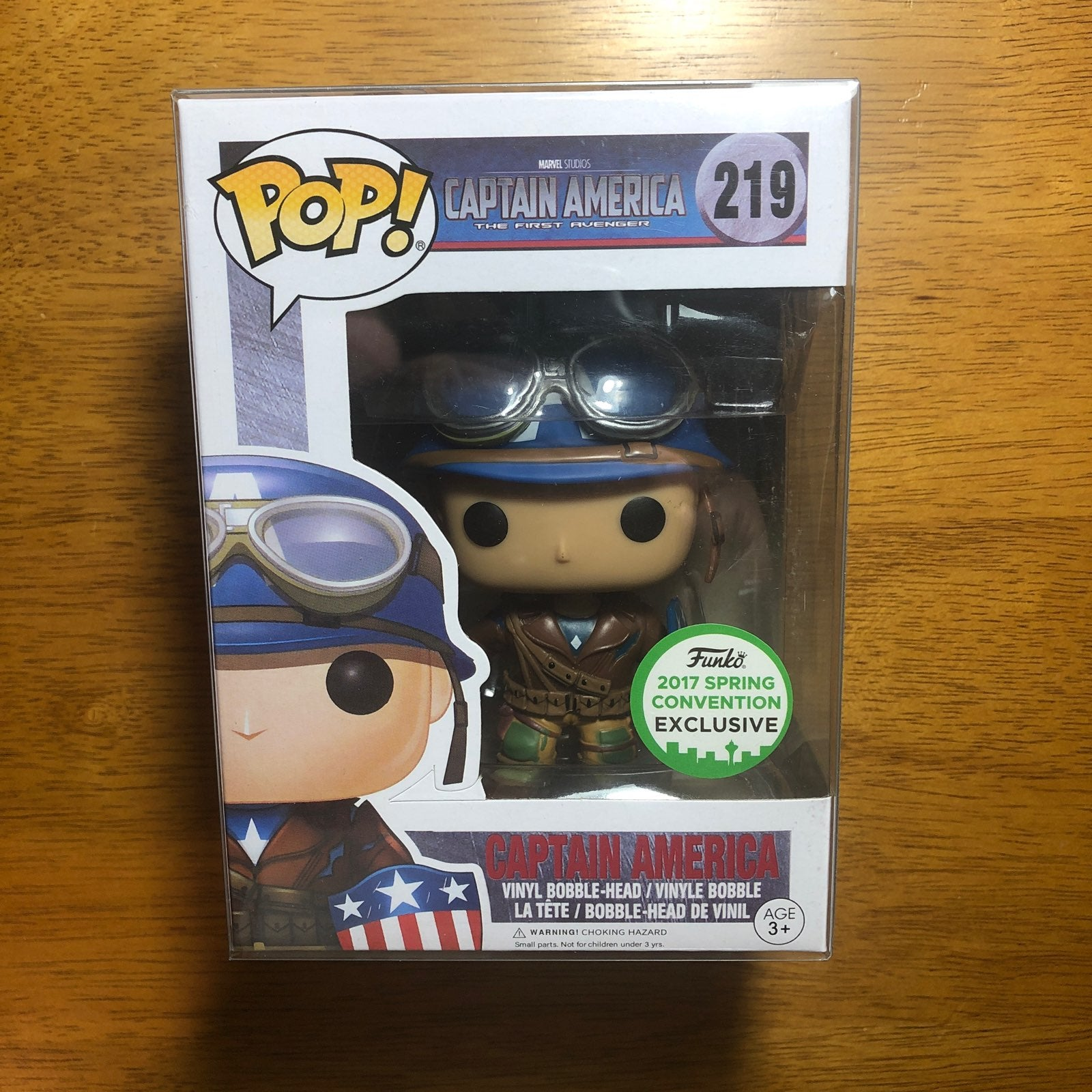 "FUNKO - Marvel ""Captain America"" #219"