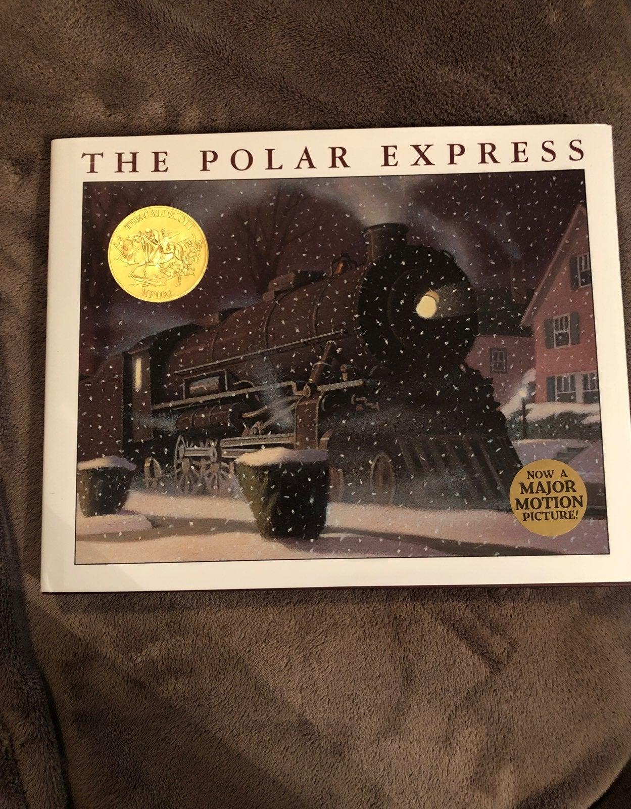 The polar express book BRAND NEW