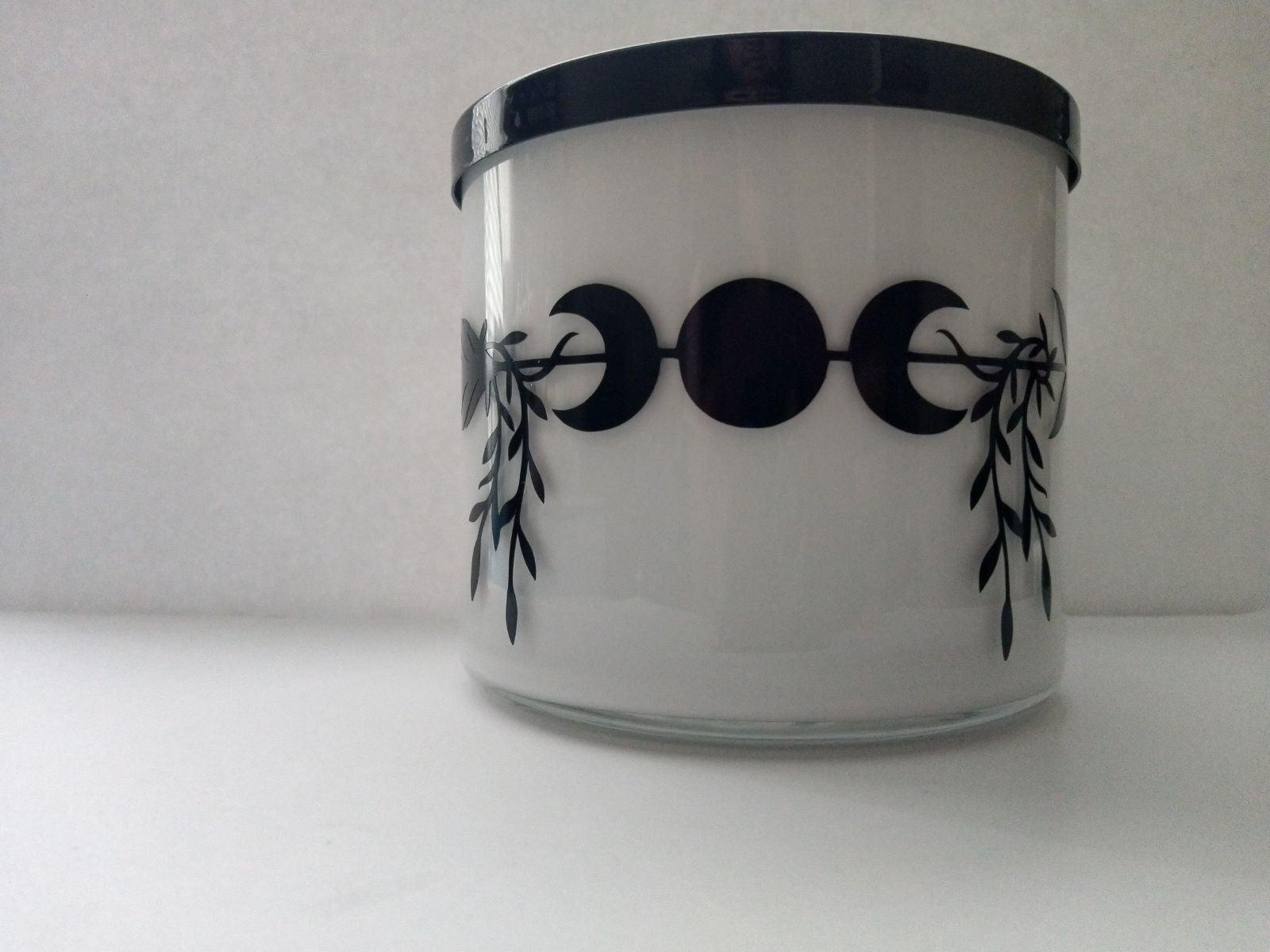 Triple Moon Arrow holder, jar, storage