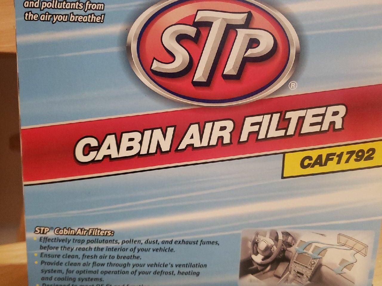 Stp caf1792 air filter