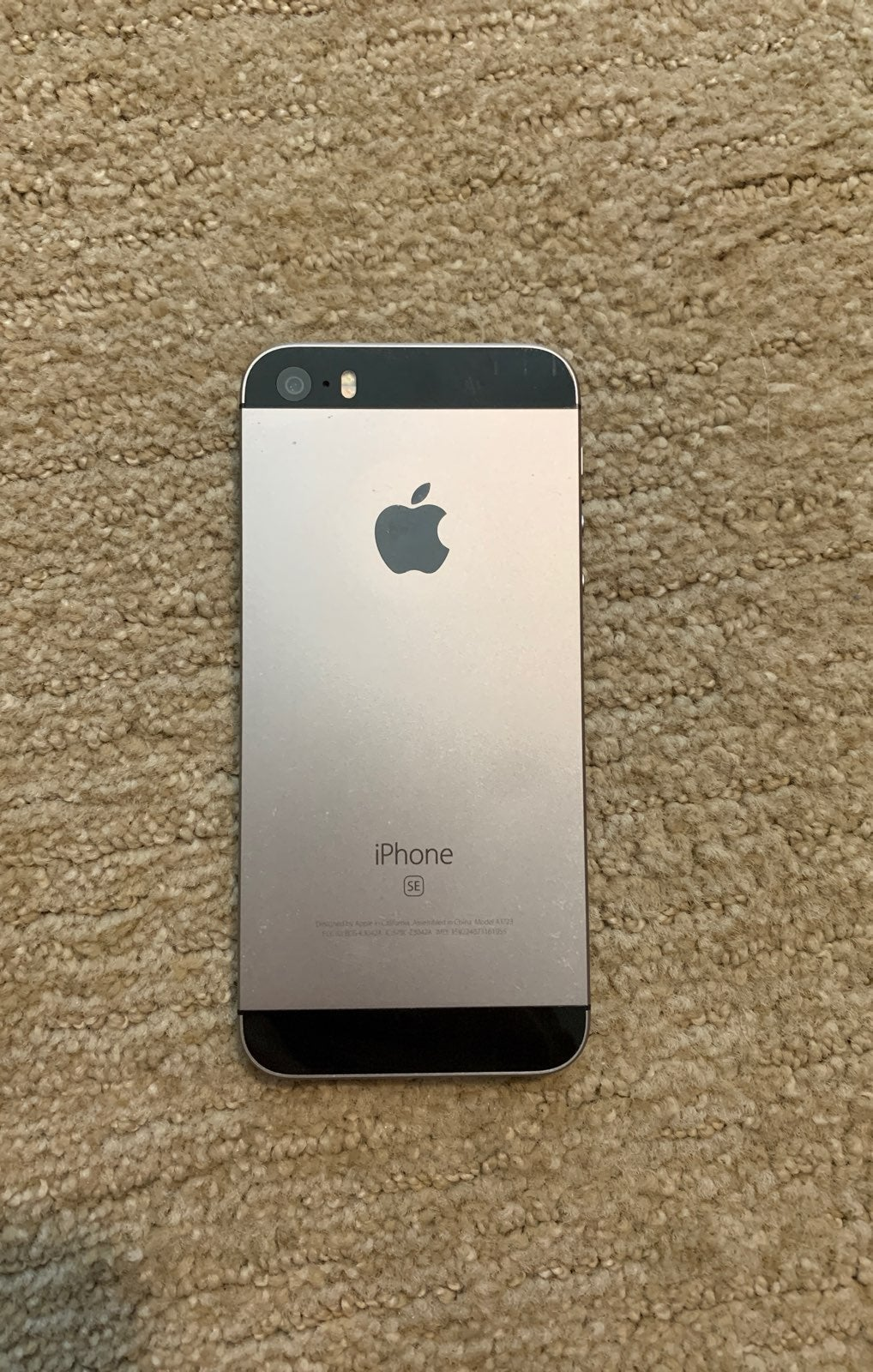 iPhone SE Silver 64 GB Sprint