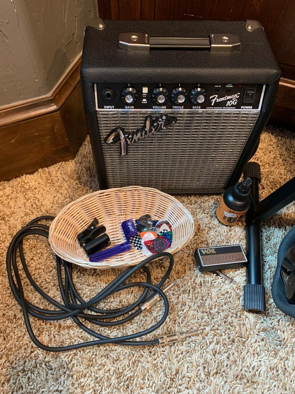 Guitar Accesory Bundle