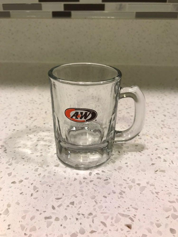 Mini A&W Rootbeer Mug