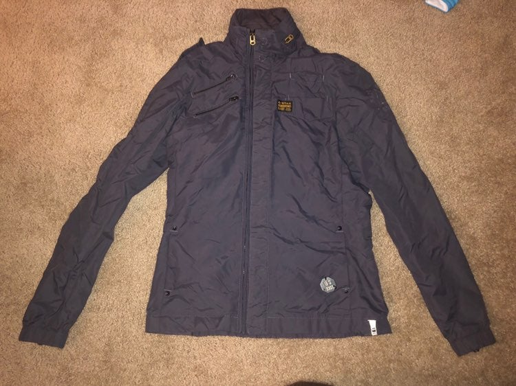 Mens g star jacket