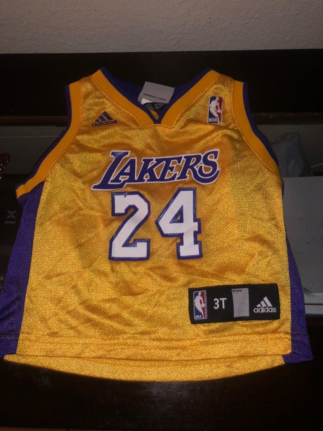 Kobe bryant toddler NBA jersey
