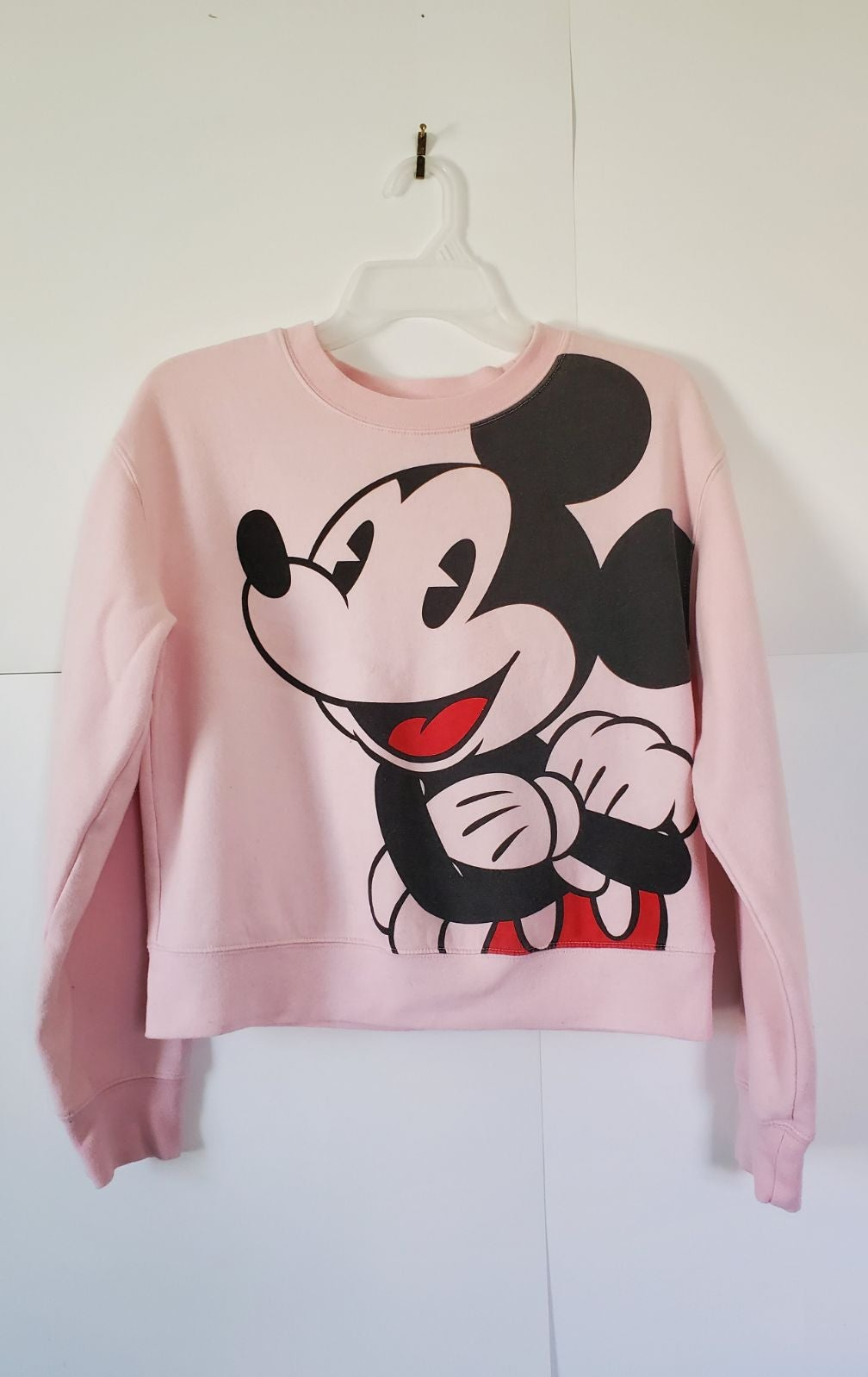 Mickey Mouse Sweatshirt size M