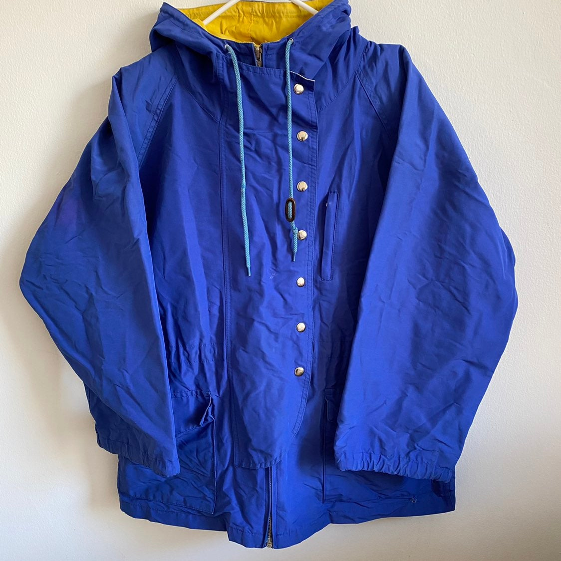 Ralph Lauren Windbreaker Parka Jacket