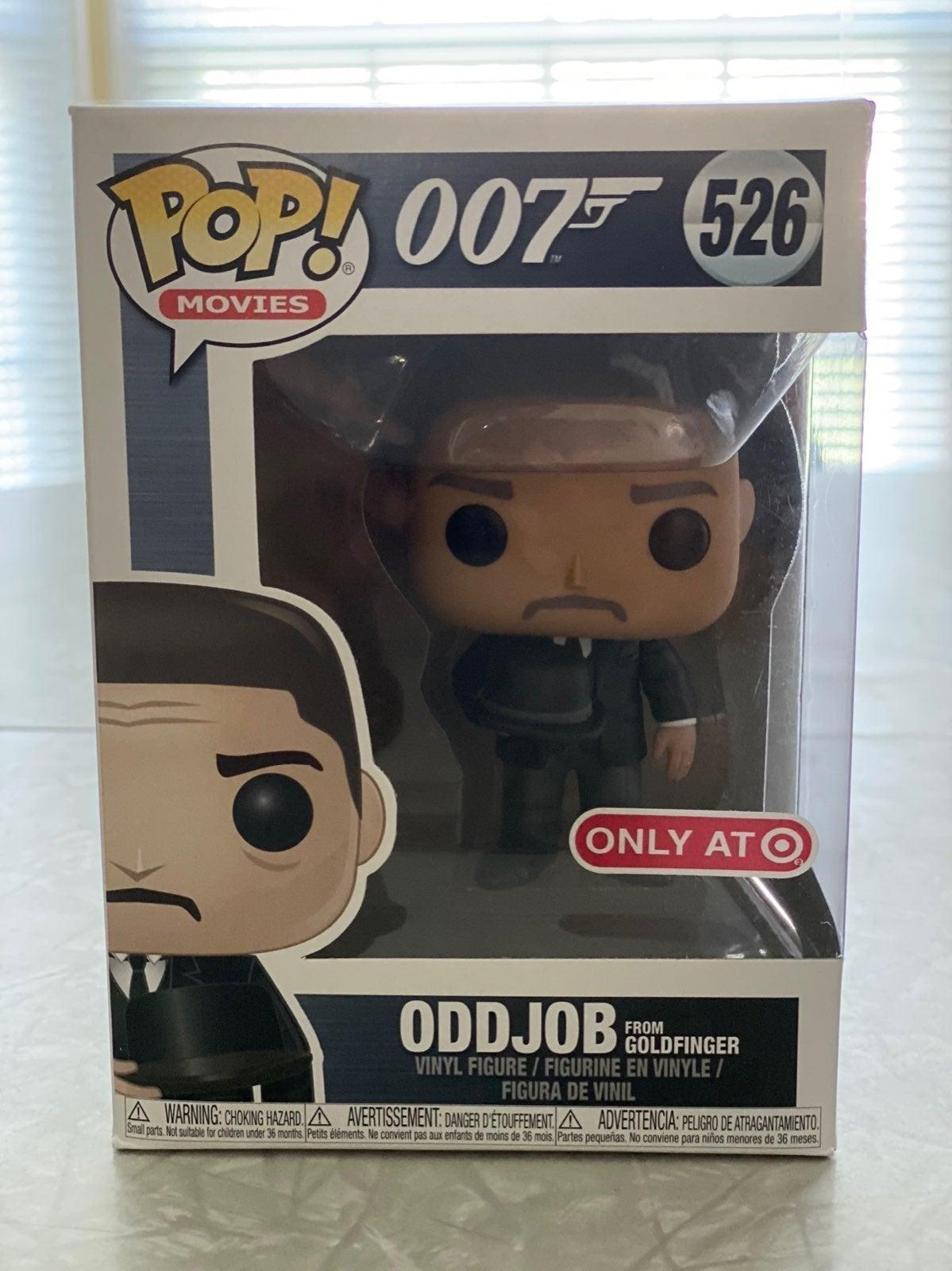 Pop! Movies:  007 TARGET EXCLUSIVE