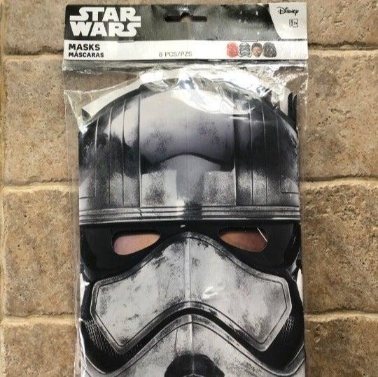 Star Wars Party Face Masks Favors Disney