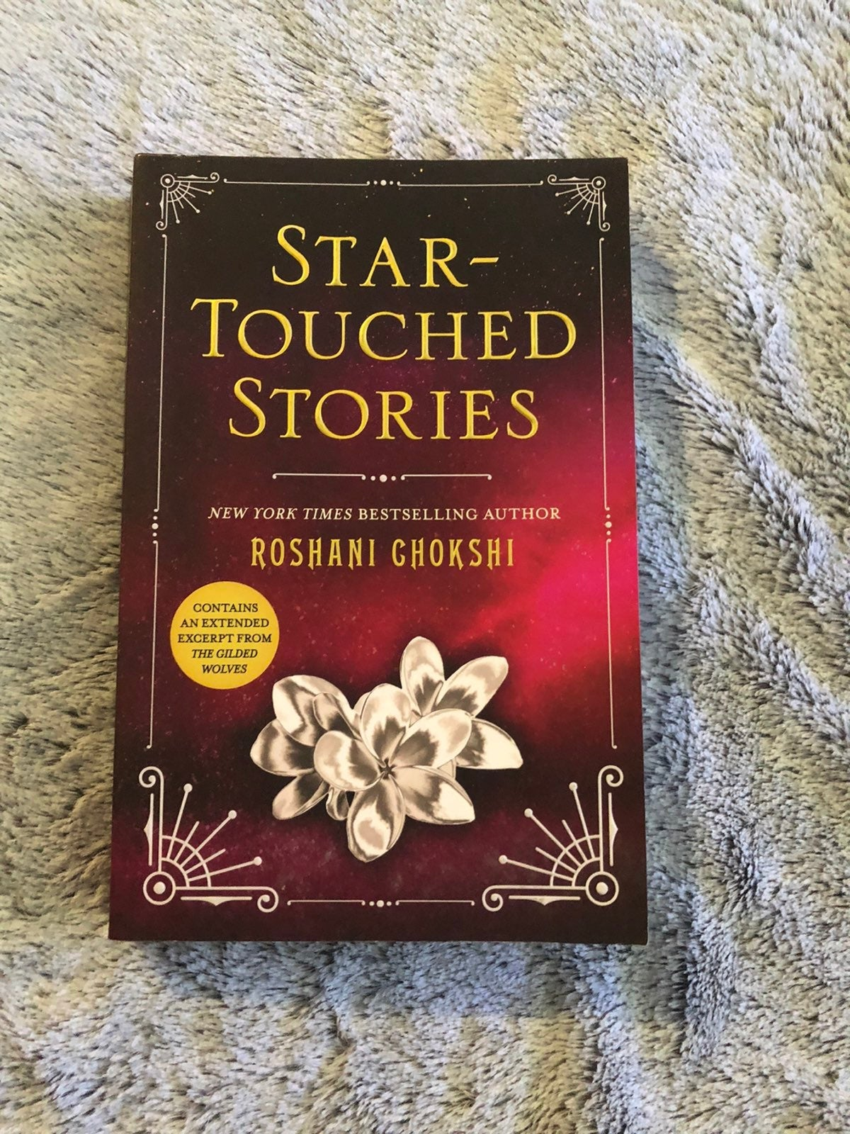 Signed 1/1 Star Touched Stories Chokshi